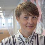 Porträttbild på Åsa Ekman